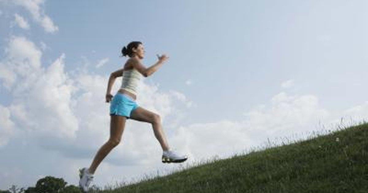 pain in my knee when walking uphill