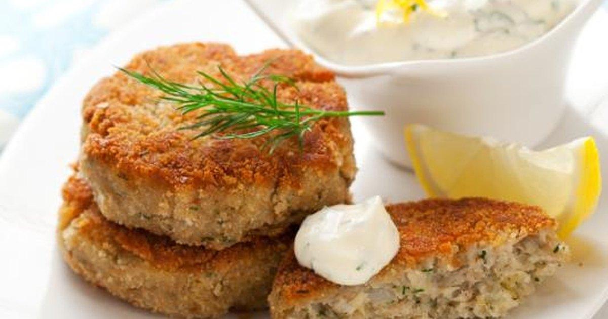 Crab Cake Recipe Low Calorie: Grilled Crab Cakes Calories