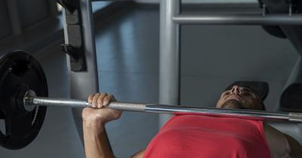 How Much Weight Can The Average Man Lift Livestrong Com