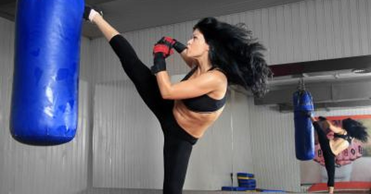 Mma and boxing workouts - 3 5
