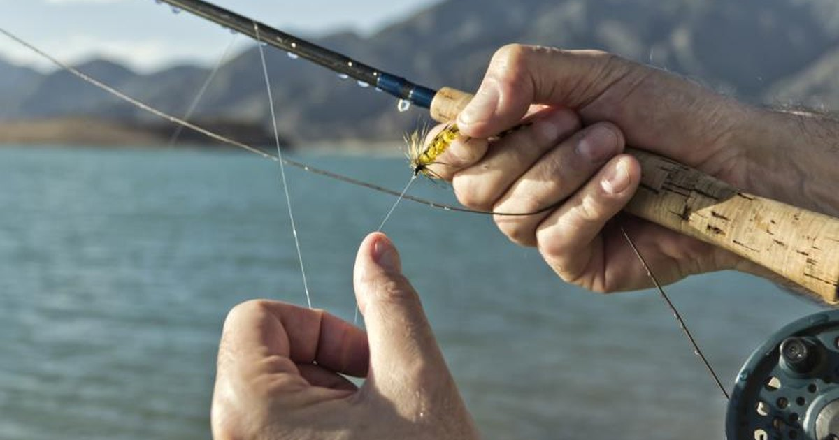Recommended Knots For Braided Fishing Line Livestrong Com