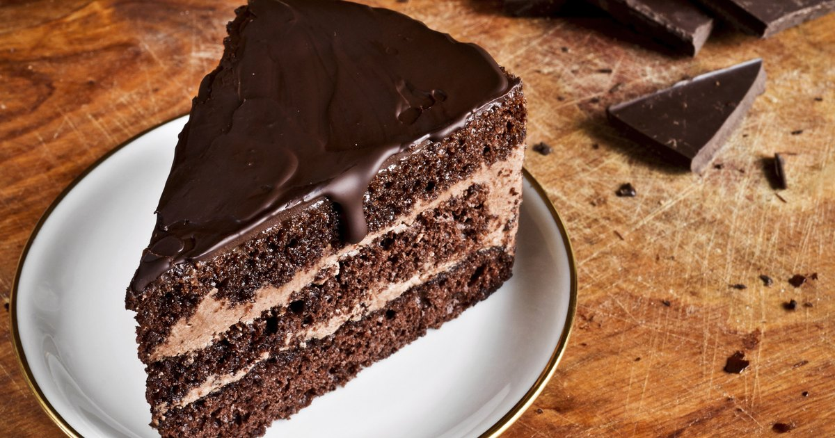 Recipe Light Fluffy Plain Cake: How To Bake A Light And Fluffy Chocolate Cake Without Oil