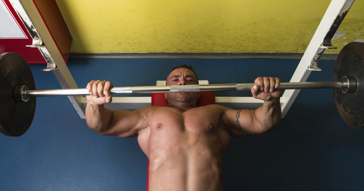 Bench Press Bars Cracked Sternums Livestrong