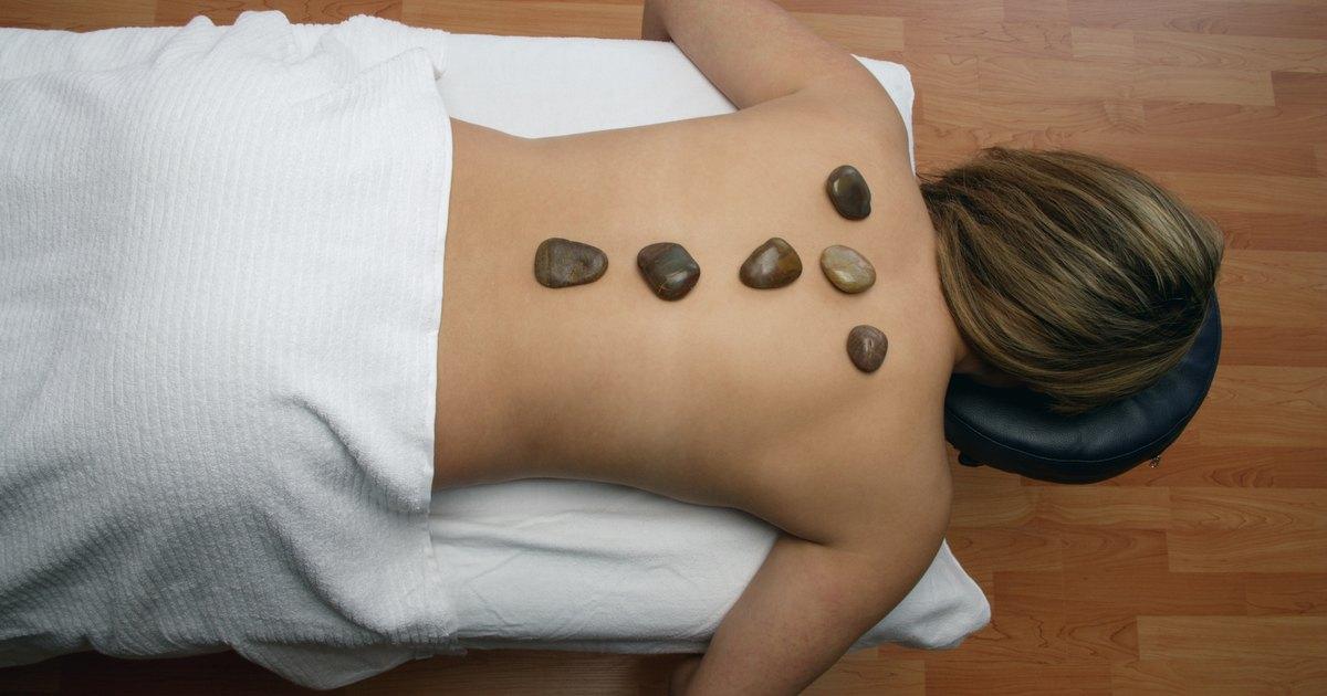 Pressure Points Amp Back Pain Livestrong Com