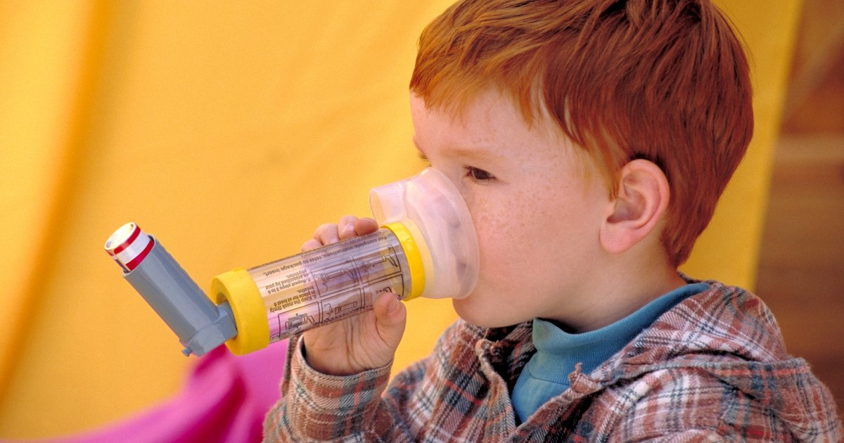 Albuterol Side Effects In Toddlers Livestrong Com