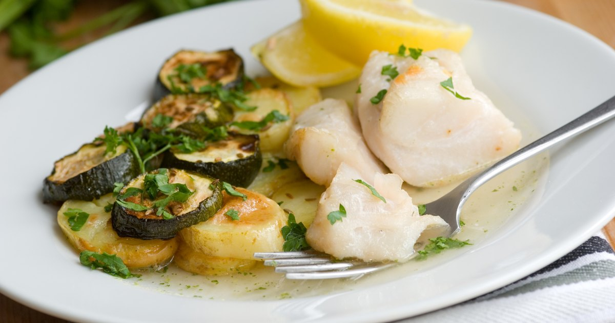 Is cod a healthy fish to eat livestrong com for What fish is healthy to eat