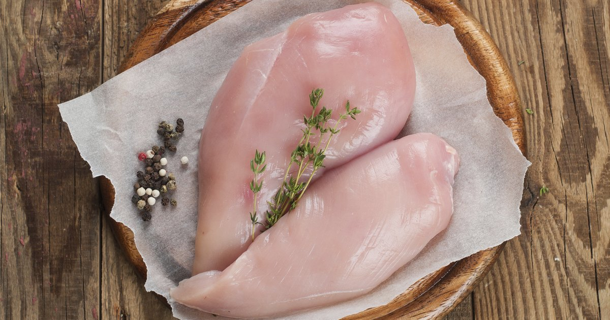 Refreezing thawed chicken breasts