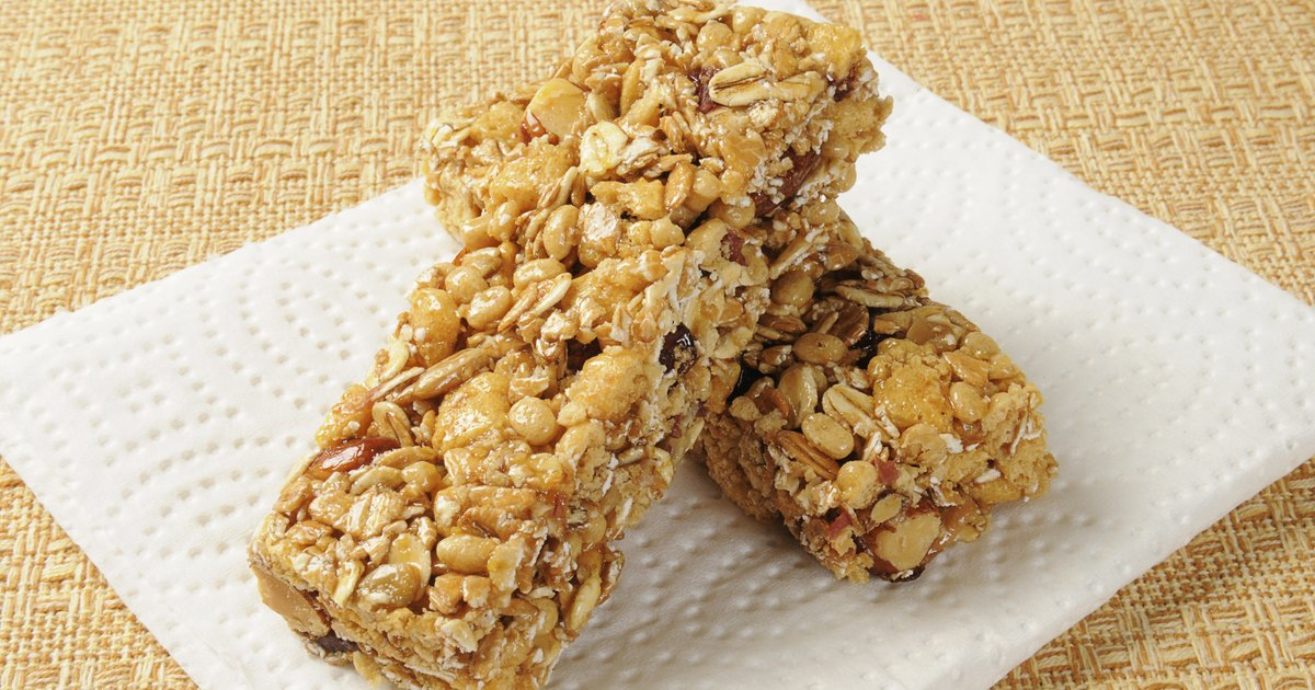 The Best Rated Protein Bars for Children | LIVESTRONG.COM