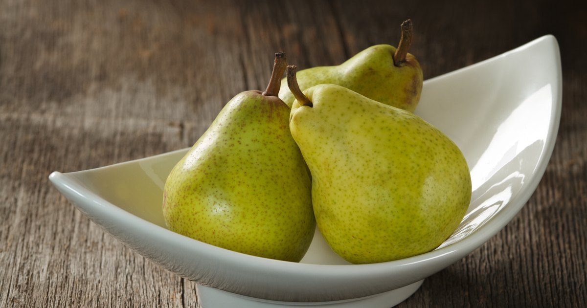 can you eat pears while you're pregnant  livestrong
