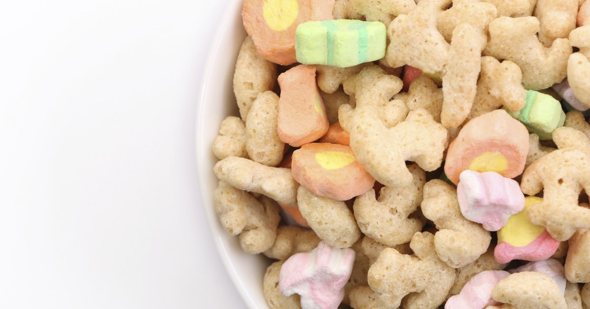Is the Lucky Charms Cereal Nutritious? | LIVESTRONG.COM