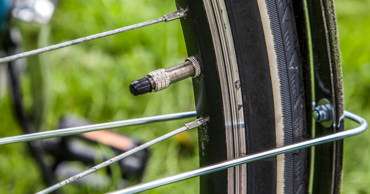 Types of bicycle inner tube valves livestrong