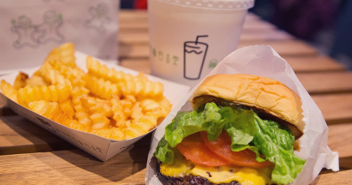 the effects of eating fast foods