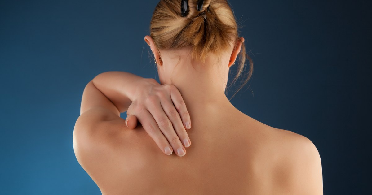 Can Exercises Correct A Hump On The Back Of The Neck