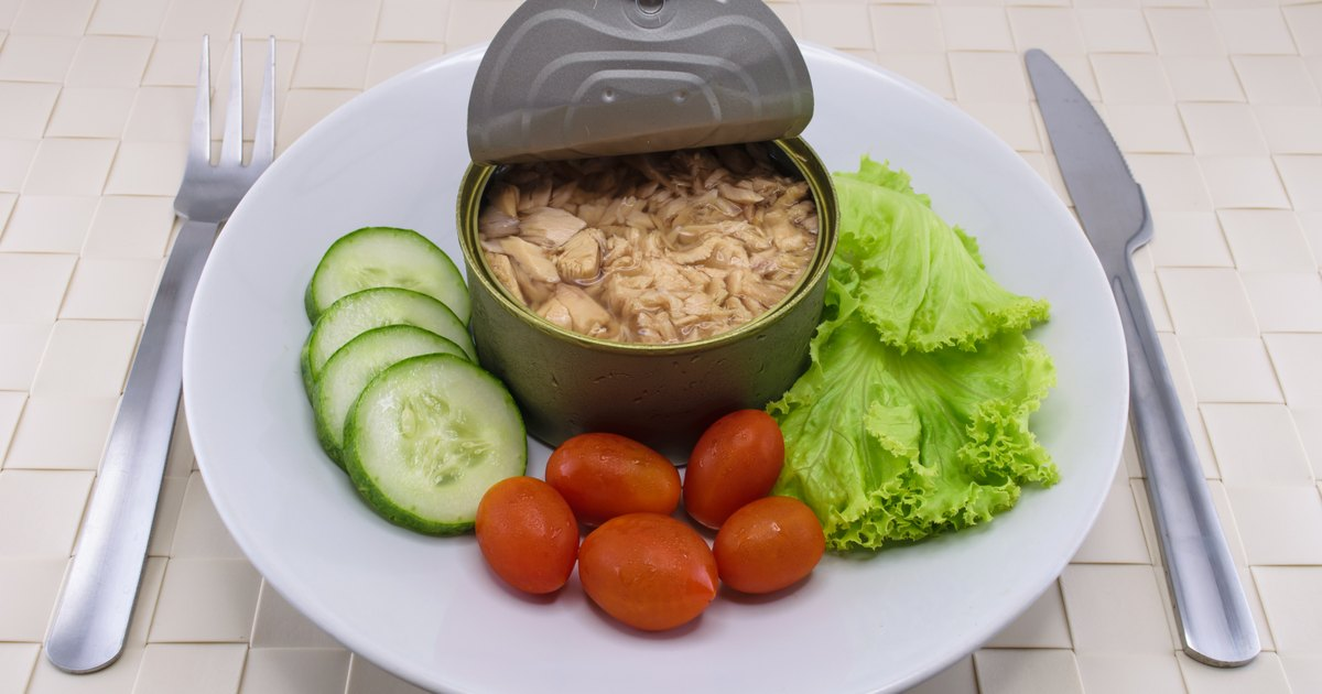 How To Make Tuna When On A Diet Livestrong Com
