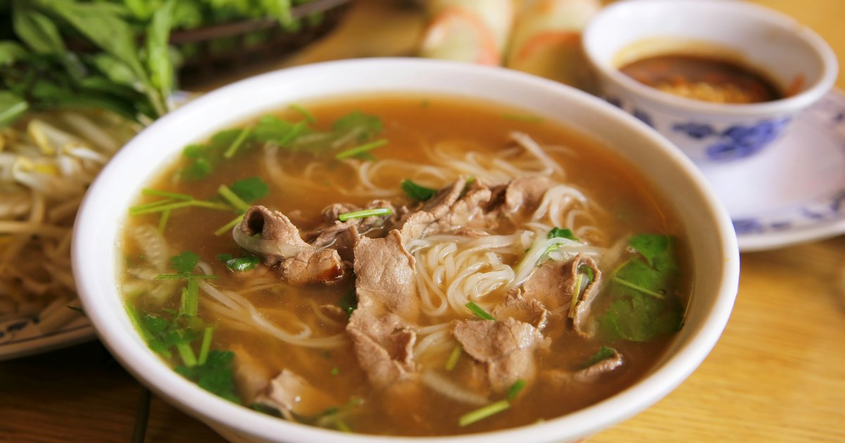 Is Pho Soup Good for You?