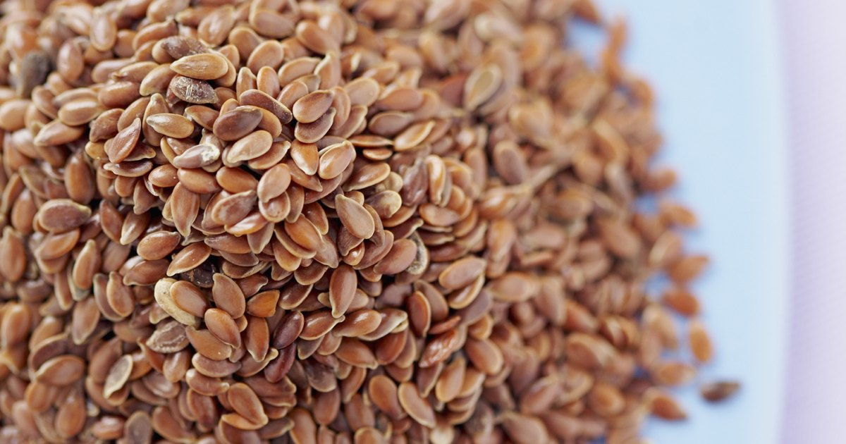 Can flaxseed oil help treat symptoms of adhd livestrong com for Flaxseed vs fish oil