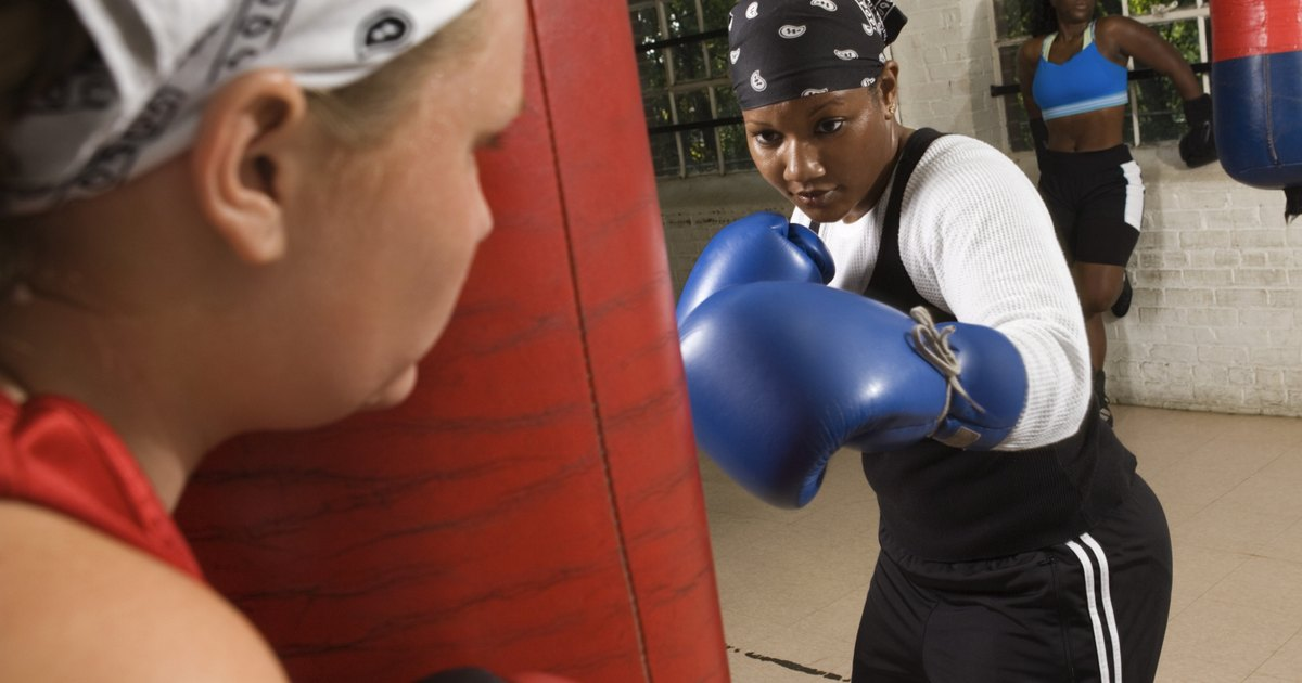 How to Get Started in Amateur Boxing | LIVESTRONG.COM