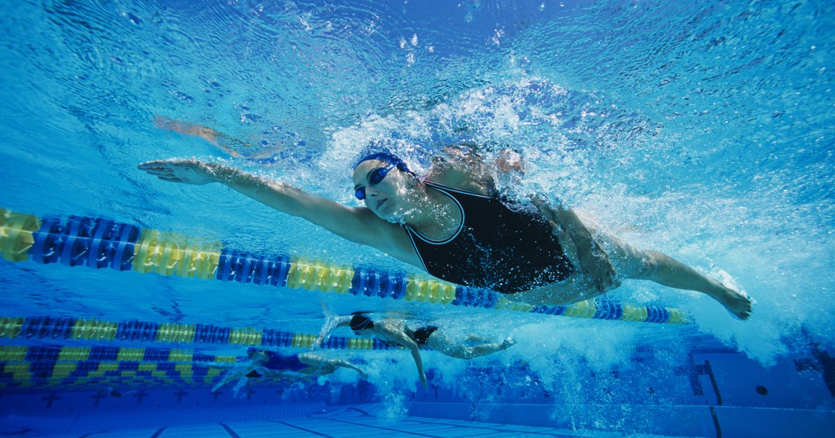 Is Swimming A Good Fat Burning Exercise Livestrong Com