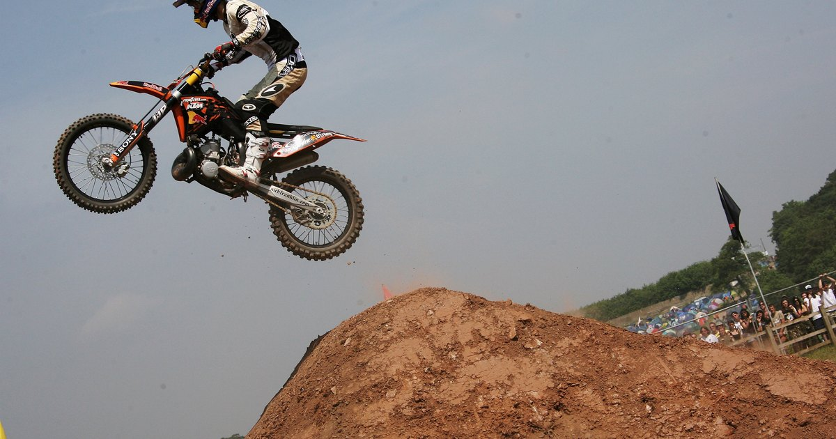 motocross physical demands Here is a quote i found by a trainer of both top cyclists and motocross racers and his opinion about the physical demands bike is not physically demanding.