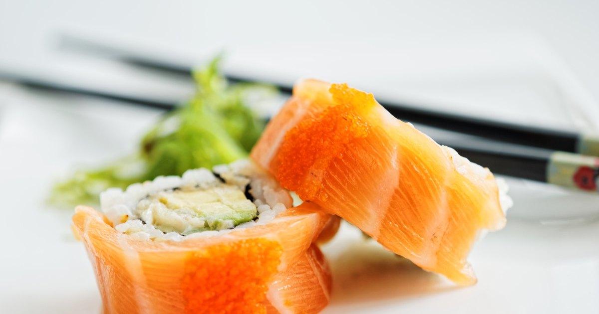 Можно ли кушать суши на диете