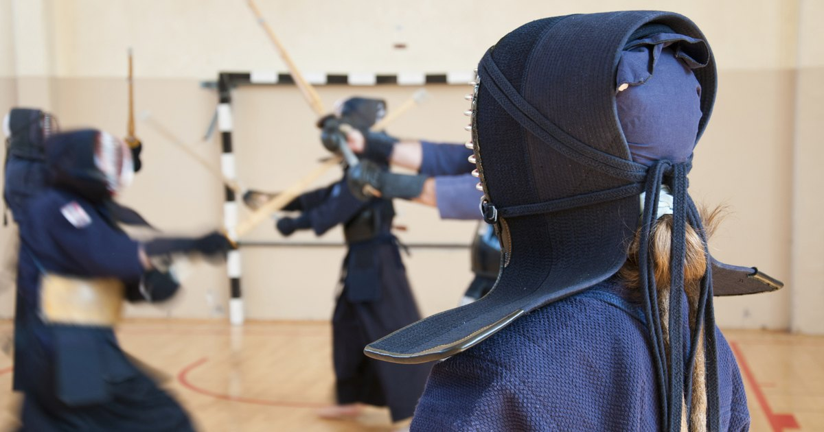 How to Begin Your Training in Kendo? Part I - YouTube