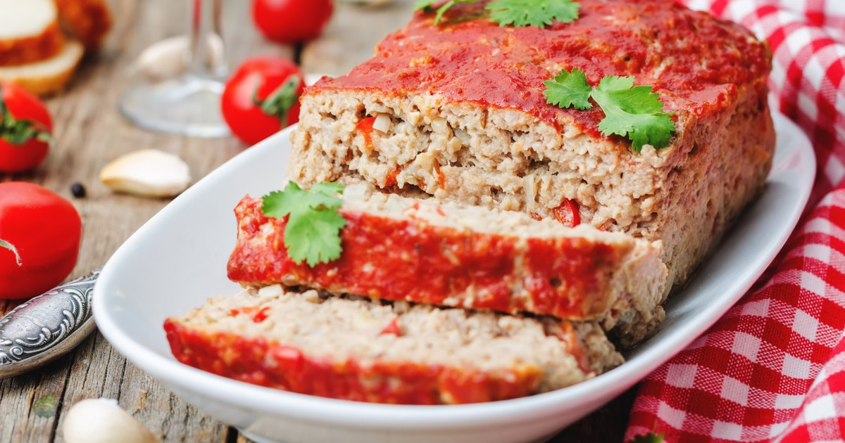 how to cook turkey meatloaf