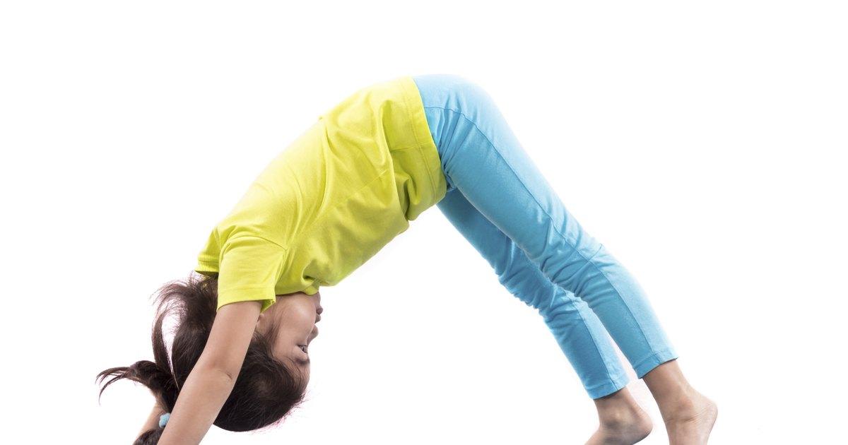 How to Teach Gymnastics to Children | LIVESTRONG.COM