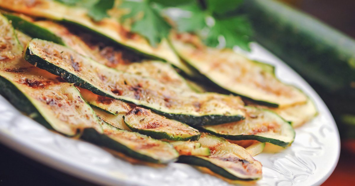 How to Grill Zucchini Like Japanese Restaurants