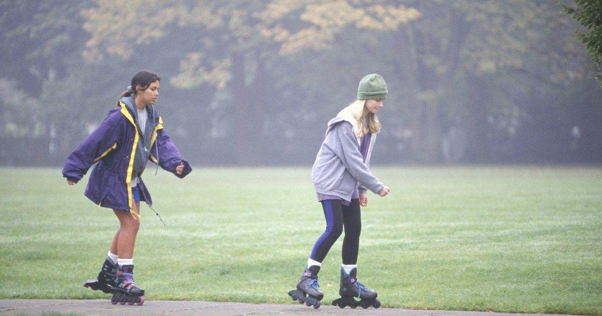 Do You Burn More Calories Jogging or Rollerblading ...