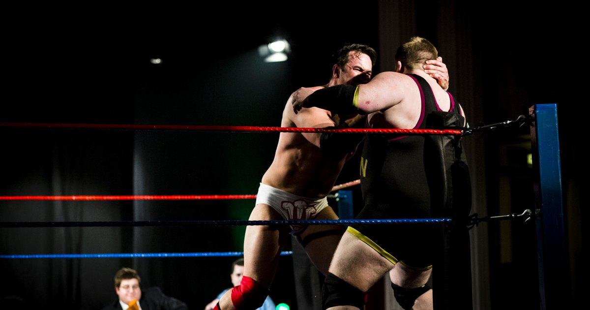 secret wrestling