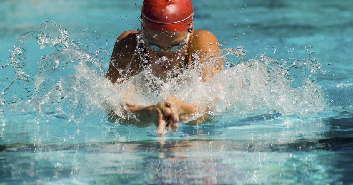 Can You Swim Wearing Contacts And Goggles Livestrong Com