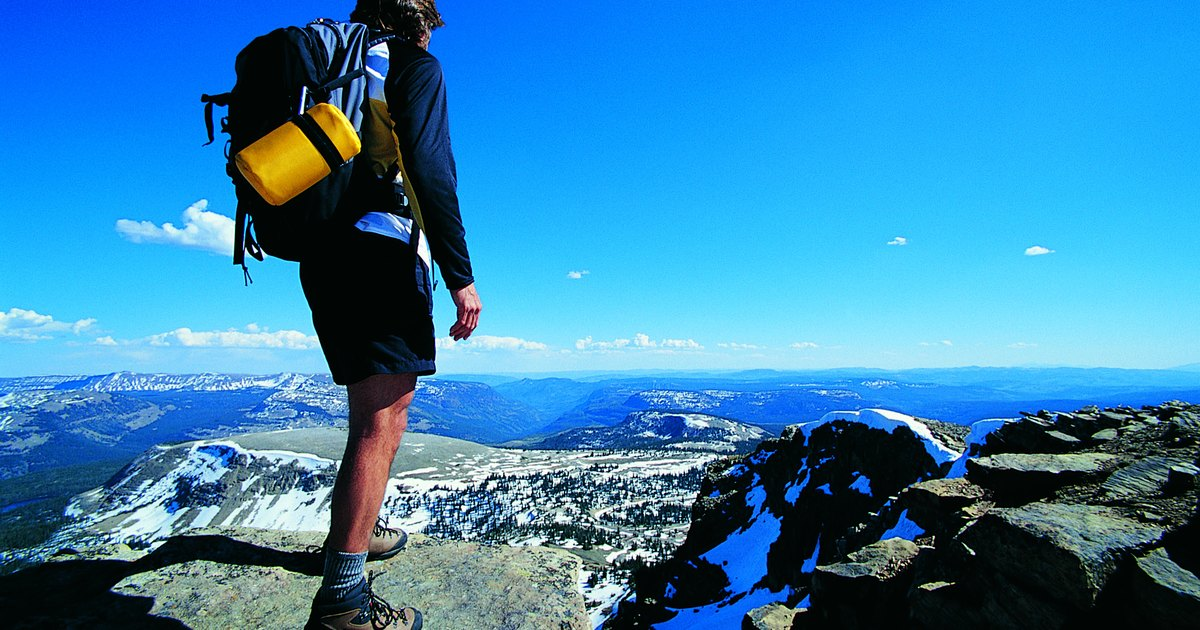 What Are the Benefits & Disadvantages of Hiking ...