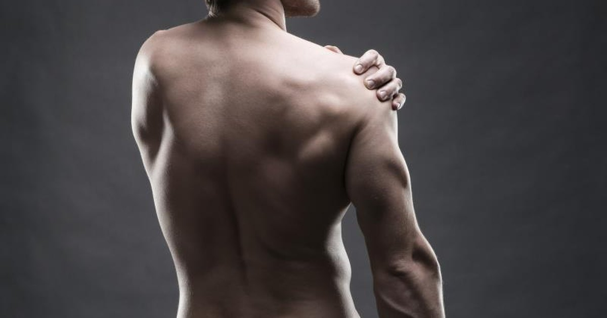 Exercises To Keep The Shoulders Pulled Back And Down Livestrong