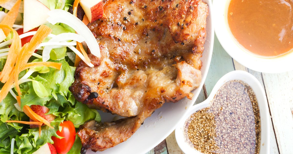 how to slow cook pork chops
