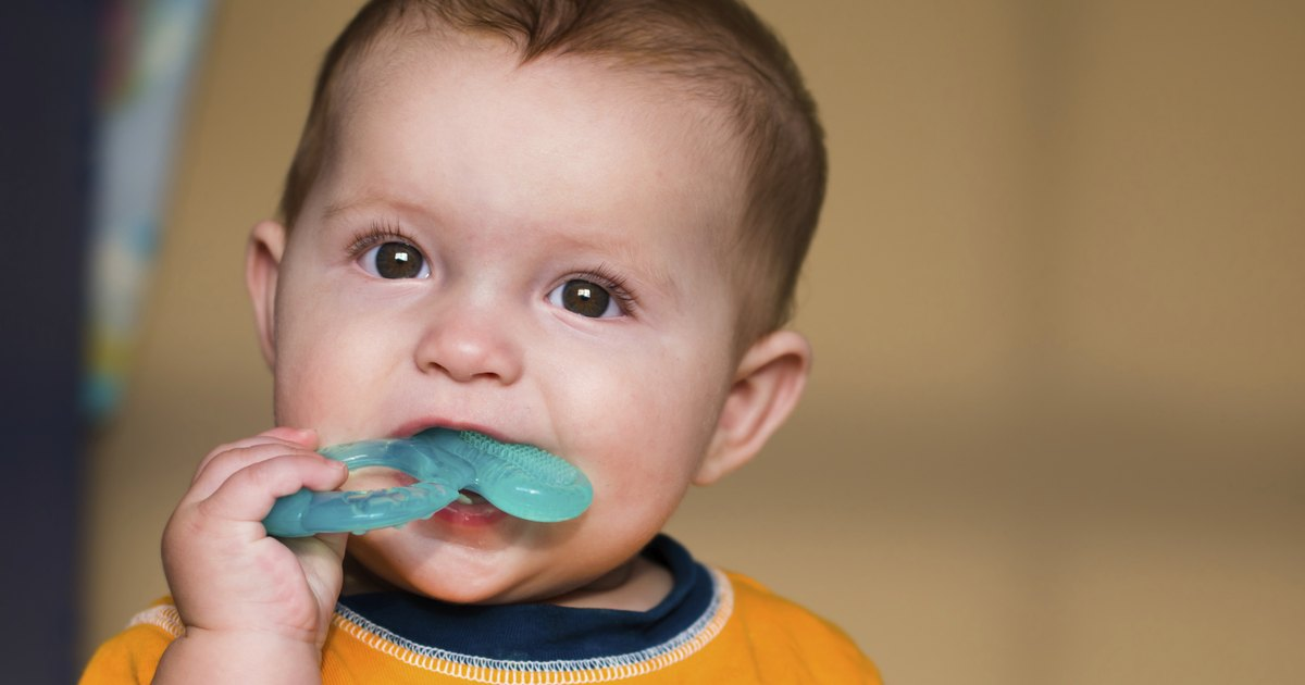 Are Red Cheeks a Symptom of Teething? | LIVESTRONG.COM  Flushed