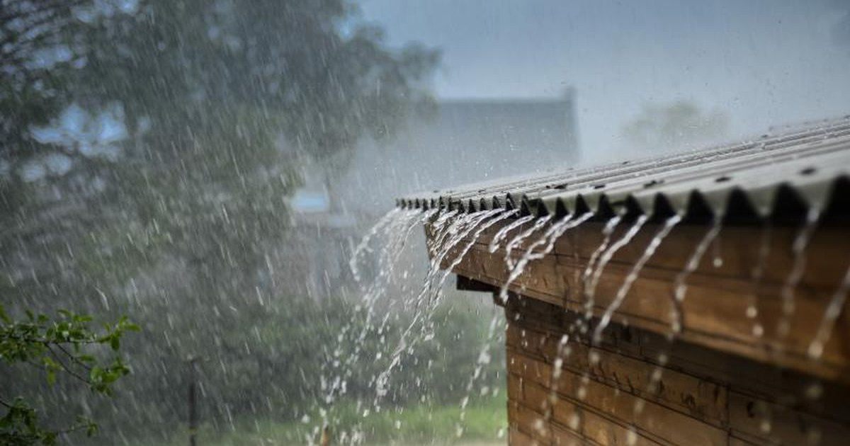 Importance Of Rain Water Livestrong Com