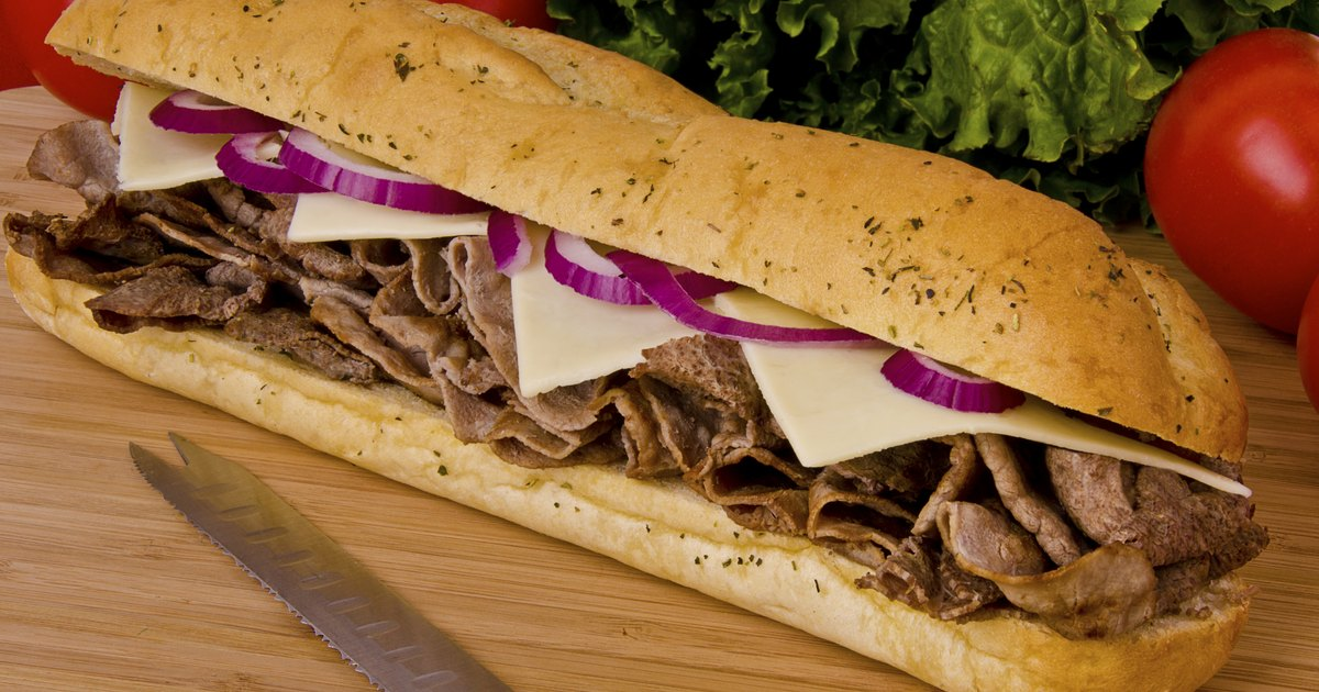recipe: how many calories in a cheesesteak sub [30]