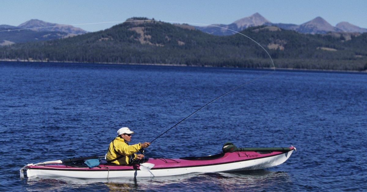 The best fish finders for kayaks livestrong com for Best kayak fish finder