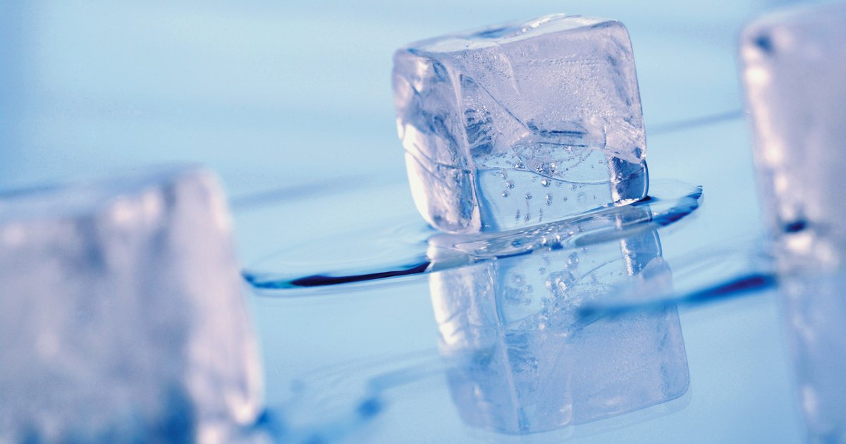 Rate Of Ice Melting At Room Temperature