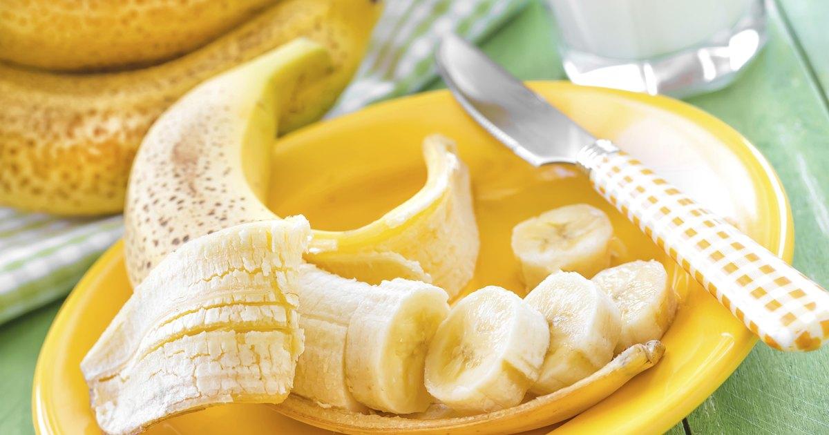 Banana Diet Meal Plan | LIVESTRONG.COM