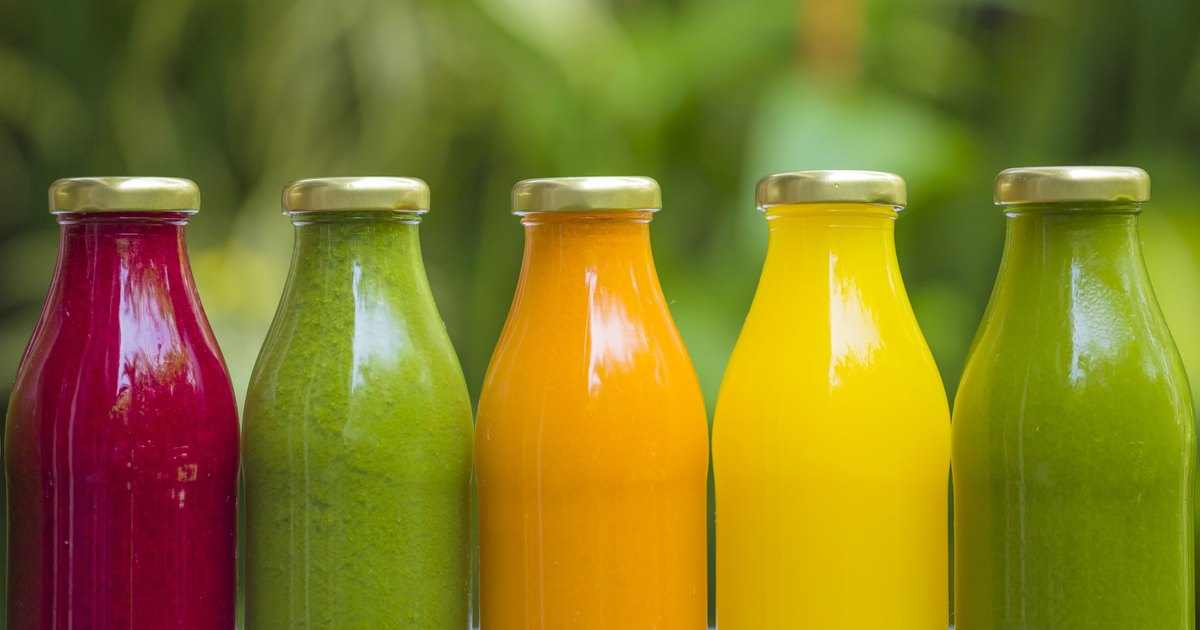 The 5 stages of a juice fast livestrong malvernweather Image collections