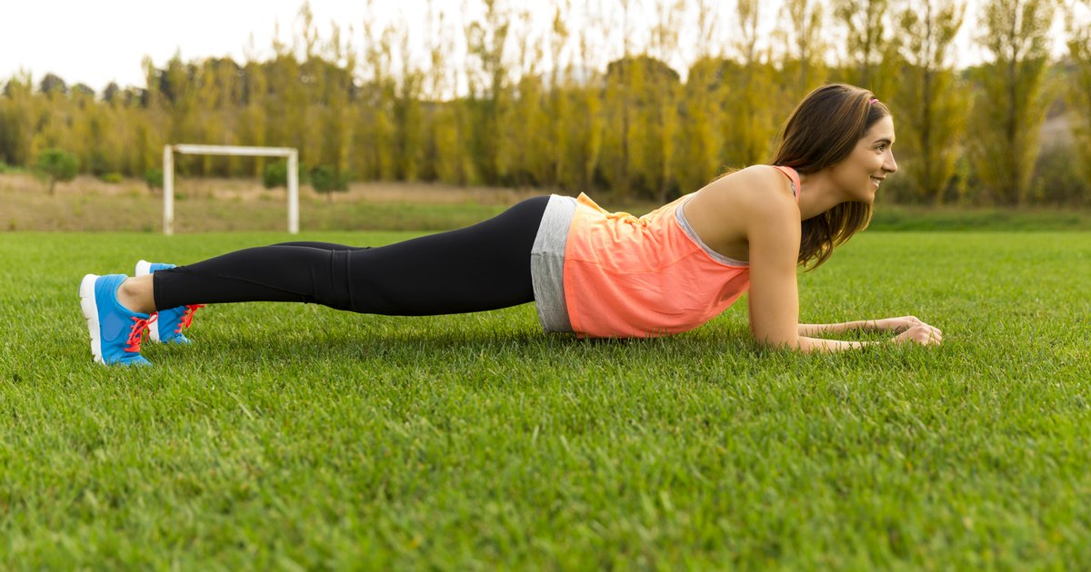 Flat Stomach Exercises for Women in Three Weeks ...