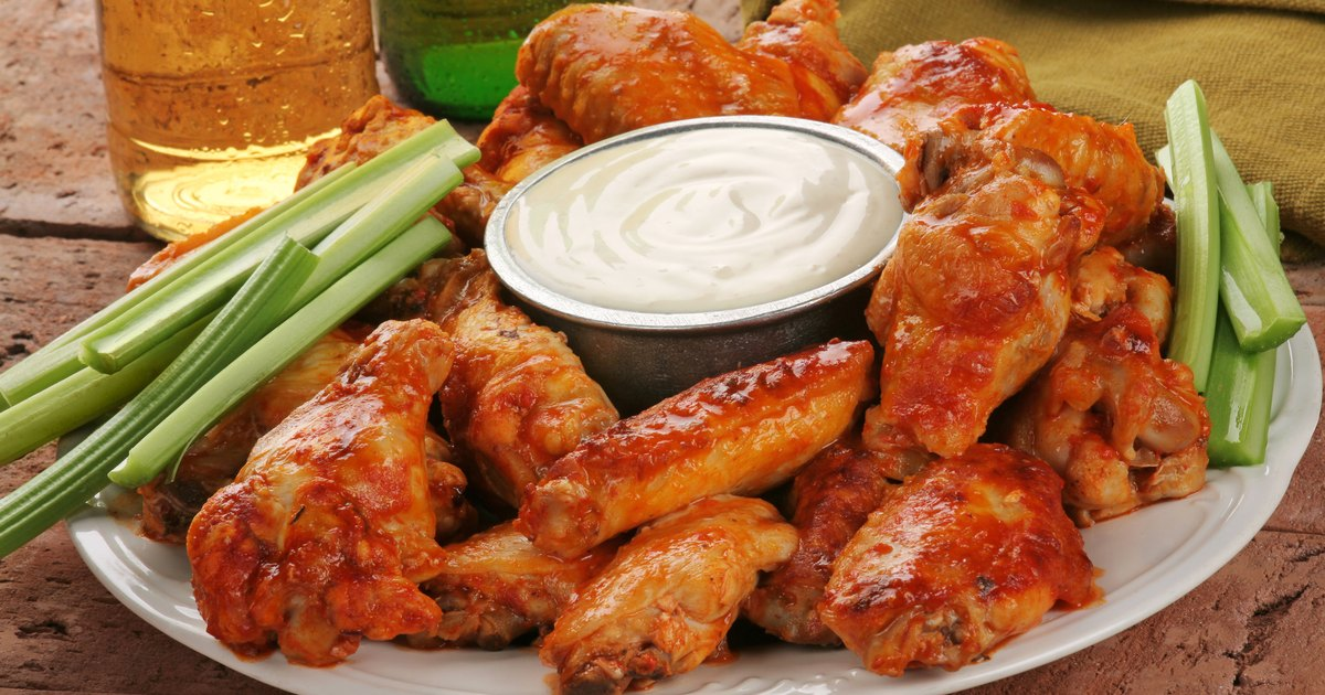 How to Cook or Heat Fully Frozen Cooked Chicken Wings ...