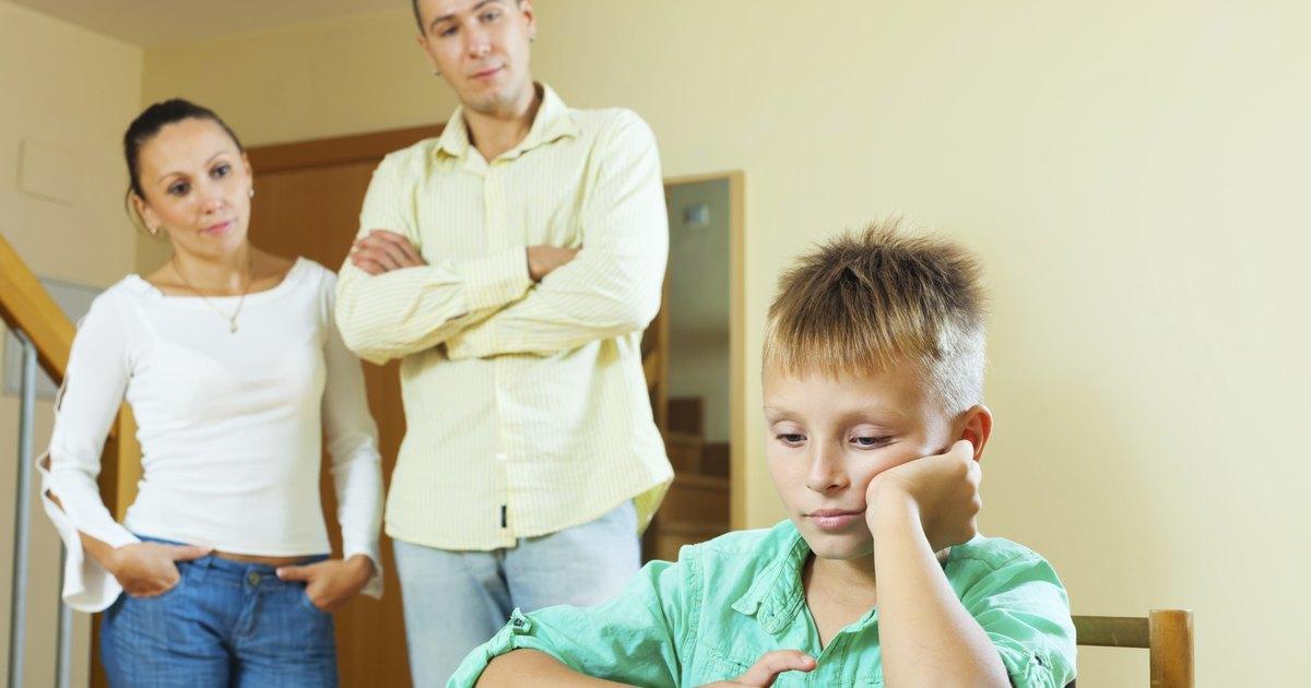 Advantages and disadvantages of disciplining children