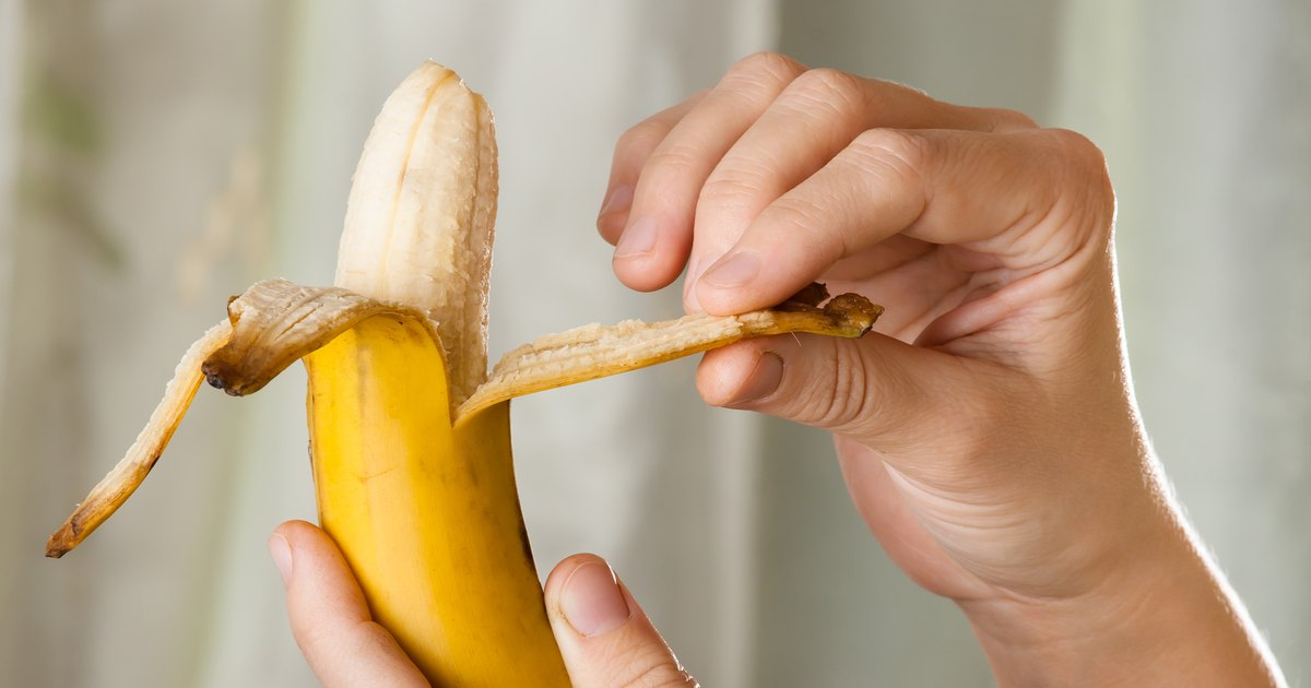 can you get potassium poisoning from bananas