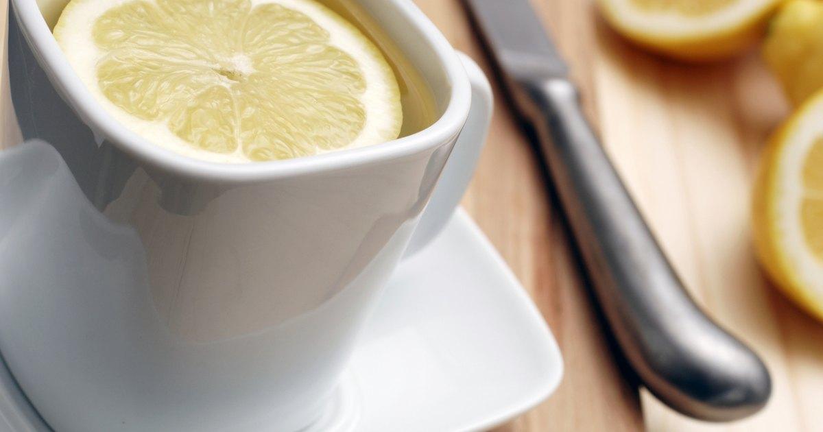 Lemon Water Cleanse Liver