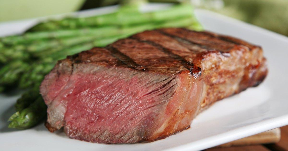 Calories In A New York Strip Steak Livestrong Com