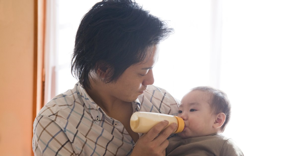 2nd best option for babies drinking milk