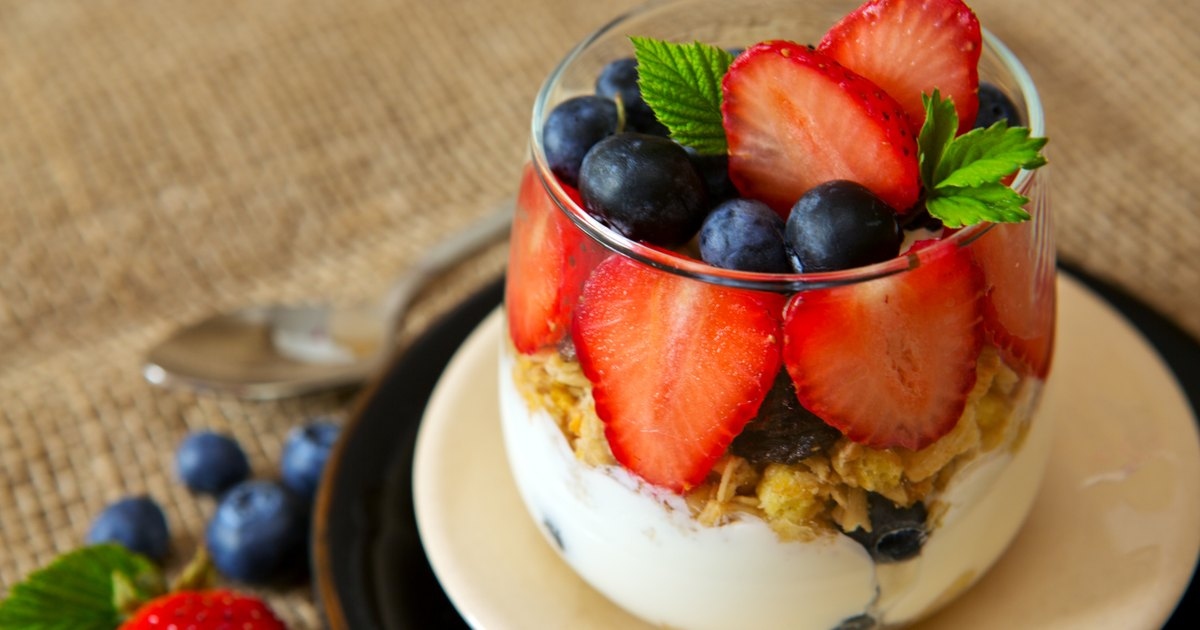 Health Risks of Eating Blueberries & Strawberries