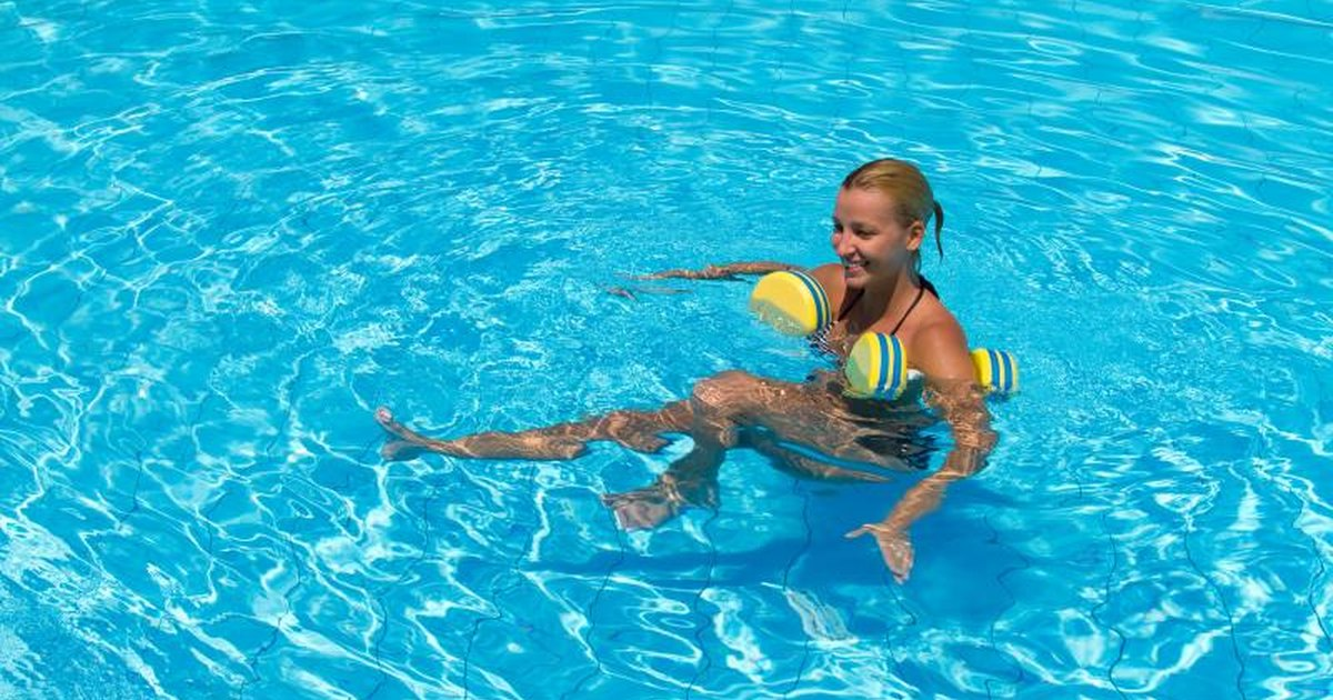 Swimming Exercises For Obese People Livestrong Com